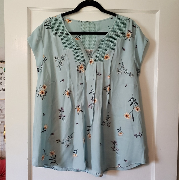 XXL Daniel Rainn Stitch Fix blouse